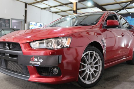 Mitsubishi Lancer EVOLUTION X GSR SST FQ300 | LOW MILES | FULL HISTORY