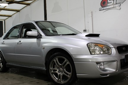 Subaru Impreza WRX TURBO | FULL HISTORY | SPORT EXHAUST | K&N | TIMING BELT REPLACED @80K 3