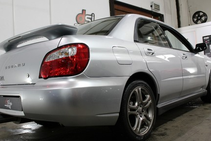 Subaru Impreza WRX TURBO | FULL HISTORY | SPORT EXHAUST | K&N | TIMING BELT REPLACED @80K 5