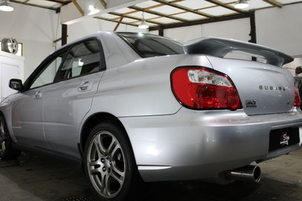 Subaru Impreza WRX TURBO | FULL HISTORY | SPORT EXHAUST | K&N | TIMING BELT REPLACED @80K 7