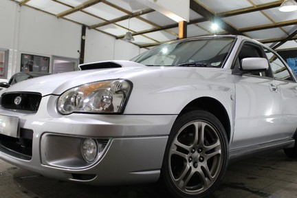 Subaru Impreza WRX TURBO | FULL HISTORY | SPORT EXHAUST | K&N | TIMING BELT REPLACED @80K 1