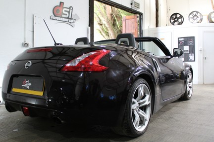 Nissan 370Z V6 GT Pack | SAT NAV | MANUAL | ROSE BLACK | FULL HISTORY 4