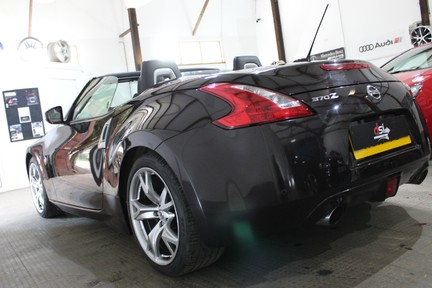 Nissan 370Z V6 GT Pack | SAT NAV | MANUAL | ROSE BLACK | FULL HISTORY 6