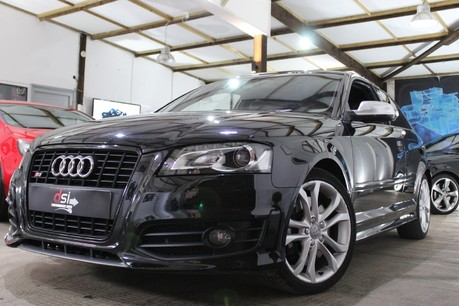 Audi A3 S3 TFSI QUATTRO | 1 OWNER FROM NEW | BIG SPEC