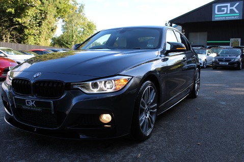 BMW 3 Series 330D XDRIVE M SPORT - SURROUND 360 CAMERAS- BODYKIT - CASHMERE LEATHER 69
