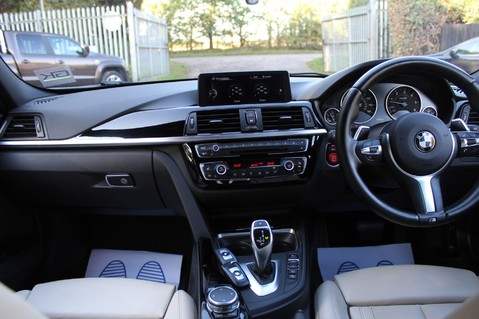 BMW 3 Series 330D XDRIVE M SPORT - SURROUND 360 CAMERAS- BODYKIT - CASHMERE LEATHER 10