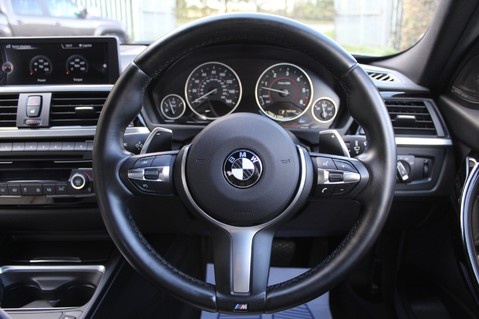 BMW 3 Series 330D XDRIVE M SPORT - SURROUND 360 CAMERAS- BODYKIT - CASHMERE LEATHER 38