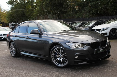 BMW 3 Series 330D XDRIVE M SPORT - SURROUND 360 CAMERAS- BODYKIT - CASHMERE LEATHER 70