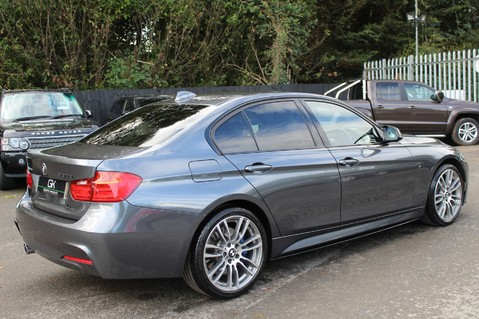 BMW 3 Series 330D XDRIVE M SPORT - SURROUND 360 CAMERAS- BODYKIT - CASHMERE LEATHER 5
