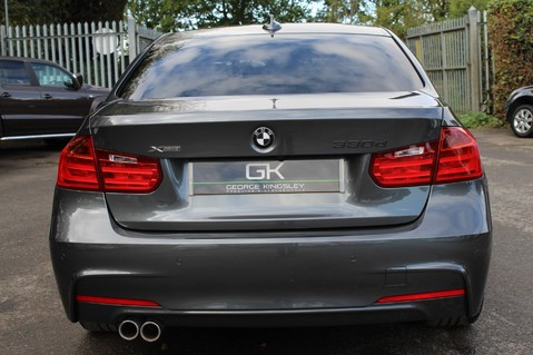BMW 3 Series 330D XDRIVE M SPORT - SURROUND 360 CAMERAS- BODYKIT - CASHMERE LEATHER 6