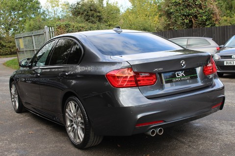 BMW 3 Series 330D XDRIVE M SPORT - SURROUND 360 CAMERAS- BODYKIT - CASHMERE LEATHER 2