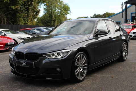 BMW 3 Series 330D XDRIVE M SPORT - SURROUND 360 CAMERAS- BODYKIT - CASHMERE LEATHER 8