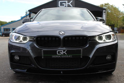 BMW 3 Series 330D XDRIVE M SPORT - SURROUND 360 CAMERAS- BODYKIT - CASHMERE LEATHER 71
