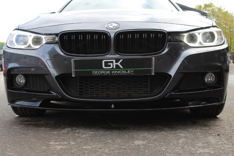 BMW 3 Series 330D XDRIVE M SPORT - SURROUND 360 CAMERAS- BODYKIT - CASHMERE LEATHER 72