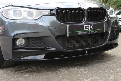 BMW 3 Series 330D XDRIVE M SPORT - SURROUND 360 CAMERAS- BODYKIT - CASHMERE LEATHER 73