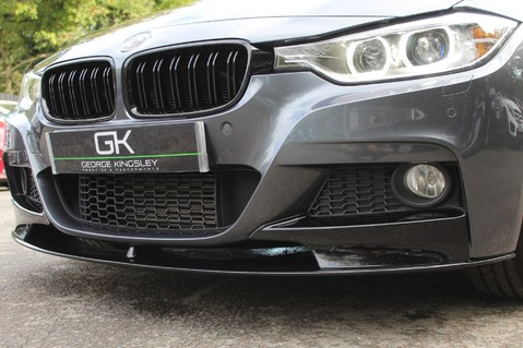 BMW 3 Series 330D XDRIVE M SPORT - SURROUND 360 CAMERAS- BODYKIT - CASHMERE LEATHER 74