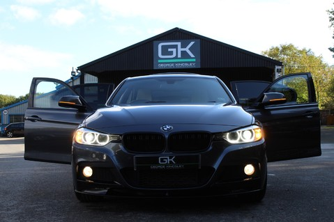 BMW 3 Series 330D XDRIVE M SPORT - SURROUND 360 CAMERAS- BODYKIT - CASHMERE LEATHER 83