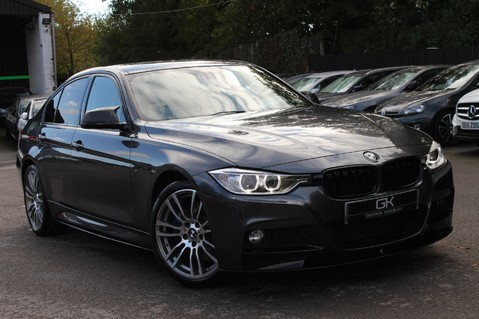 BMW 3 Series 330D XDRIVE M SPORT - SURROUND 360 CAMERAS- BODYKIT - CASHMERE LEATHER 1