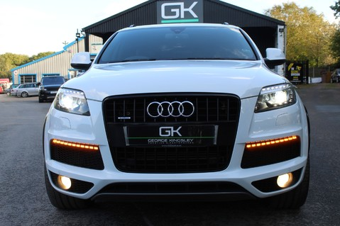 Audi Q7 TDI QUATTRO S LINE PLUS - PAN ROOF -REAR DVDS- KEYLESS-ADAPTIVE CRUISE-BOSE 18