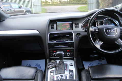 Audi Q7 TDI QUATTRO S LINE PLUS - PAN ROOF -REAR DVDS- KEYLESS-ADAPTIVE CRUISE-BOSE 27