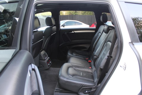 Audi Q7 TDI QUATTRO S LINE PLUS - PAN ROOF -REAR DVDS- KEYLESS-ADAPTIVE CRUISE-BOSE 10