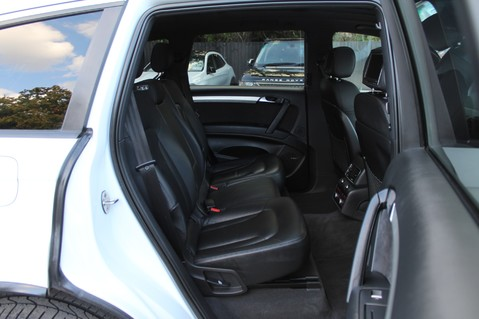 Audi Q7 TDI QUATTRO S LINE PLUS - PAN ROOF -REAR DVDS- KEYLESS-ADAPTIVE CRUISE-BOSE 32