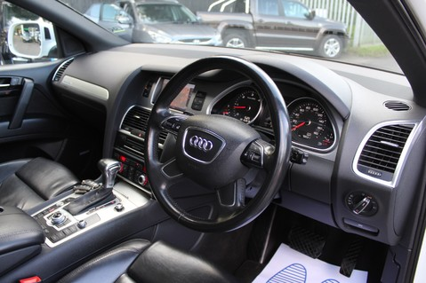 Audi Q7 TDI QUATTRO S LINE PLUS - PAN ROOF -REAR DVDS- KEYLESS-ADAPTIVE CRUISE-BOSE 37