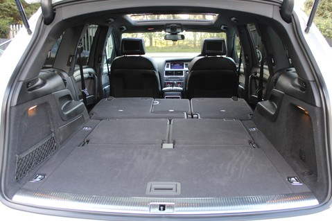 Audi Q7 TDI QUATTRO S LINE PLUS - PAN ROOF -REAR DVDS- KEYLESS-ADAPTIVE CRUISE-BOSE 69