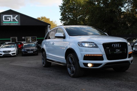Audi Q7 TDI QUATTRO S LINE PLUS - PAN ROOF -REAR DVDS- KEYLESS-ADAPTIVE CRUISE-BOSE 76
