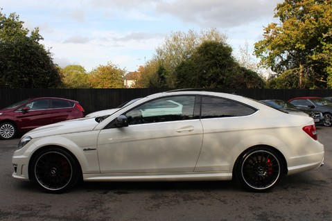 Mercedes-Benz C Class C63 AMG - PERFORMANCE PACKAGE- CARBON- MEDIA-16K FACTORY OPTIONS -LSD-FMBSH 7