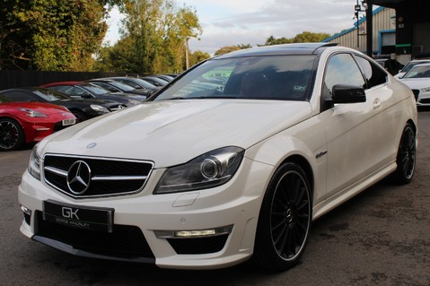 Mercedes-Benz C Class C63 AMG - PERFORMANCE PACKAGE- CARBON- MEDIA-16K FACTORY OPTIONS -LSD-FMBSH 9
