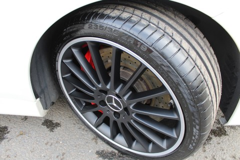 Mercedes-Benz C Class C63 AMG - PERFORMANCE PACKAGE- CARBON- MEDIA-16K FACTORY OPTIONS -LSD-FMBSH 91