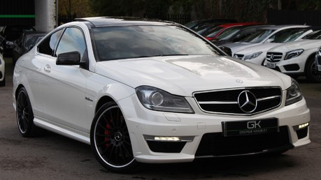 Mercedes-Benz C Class C63 AMG - PERFORMANCE PACKAGE- CARBON- MEDIA-16K FACTORY OPTIONS -LSD-FMBSH Video