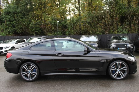 BMW 4 Series 420D XDRIVE M SPORT - 7K EXTRAS - SPECIAL COLOUR OPTIONS- HARMAN/KARDON 4