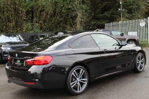 BMW 4 Series 420D XDRIVE M SPORT - 7K EXTRAS - SPECIAL COLOUR OPTIONS- HARMAN/KARDON 5