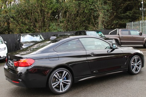 BMW 4 Series 420D XDRIVE M SPORT - 7K EXTRAS - SPECIAL COLOUR OPTIONS- HARMAN/KARDON 6