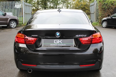 BMW 4 Series 420D XDRIVE M SPORT - 7K EXTRAS - SPECIAL COLOUR OPTIONS- HARMAN/KARDON 7