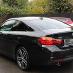 BMW 4 Series Service History
