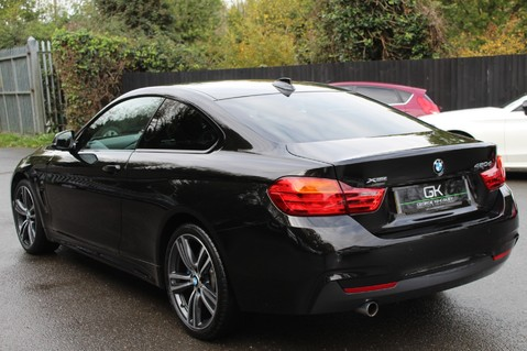 BMW 4 Series 420D XDRIVE M SPORT - 7K EXTRAS - SPECIAL COLOUR OPTIONS- HARMAN/KARDON 2