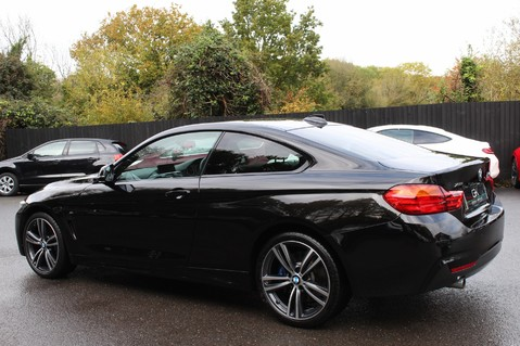 BMW 4 Series 420D XDRIVE M SPORT - 7K EXTRAS - SPECIAL COLOUR OPTIONS- HARMAN/KARDON 8