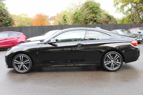 BMW 4 Series 420D XDRIVE M SPORT - 7K EXTRAS - SPECIAL COLOUR OPTIONS- HARMAN/KARDON 9