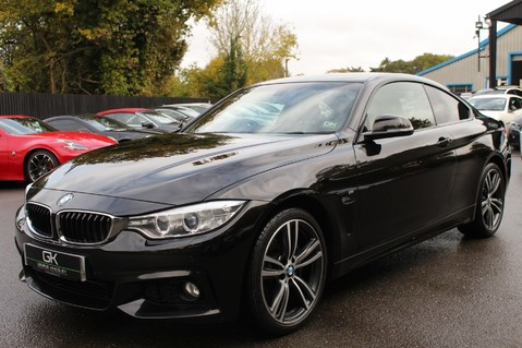 BMW 4 Series 420D XDRIVE M SPORT - 7K EXTRAS - SPECIAL COLOUR OPTIONS- HARMAN/KARDON 10