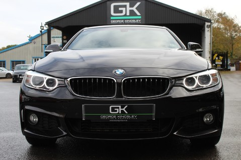 BMW 4 Series 420D XDRIVE M SPORT - 7K EXTRAS - SPECIAL COLOUR OPTIONS- HARMAN/KARDON 11