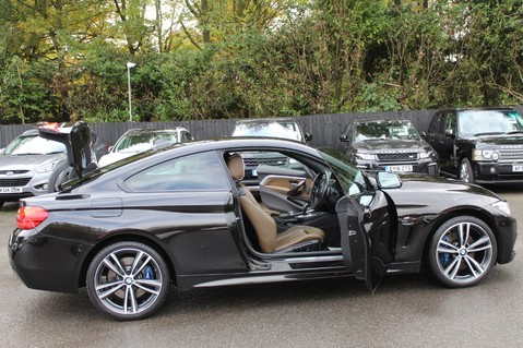 BMW 4 Series 420D XDRIVE M SPORT - 7K EXTRAS - SPECIAL COLOUR OPTIONS- HARMAN/KARDON 16