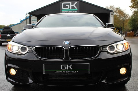 BMW 4 Series 420D XDRIVE M SPORT - 7K EXTRAS - SPECIAL COLOUR OPTIONS- HARMAN/KARDON 19