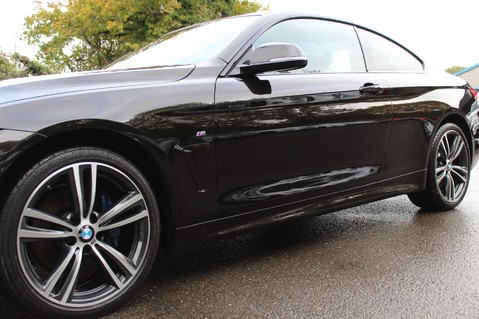 BMW 4 Series 420D XDRIVE M SPORT - 7K EXTRAS - SPECIAL COLOUR OPTIONS- HARMAN/KARDON 21