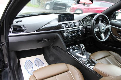 BMW 4 Series 420D XDRIVE M SPORT - 7K EXTRAS - SPECIAL COLOUR OPTIONS- HARMAN/KARDON 12