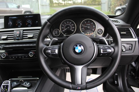 BMW 4 Series 420D XDRIVE M SPORT - 7K EXTRAS - SPECIAL COLOUR OPTIONS- HARMAN/KARDON 36