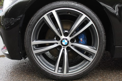 BMW 4 Series 420D XDRIVE M SPORT - 7K EXTRAS - SPECIAL COLOUR OPTIONS- HARMAN/KARDON 57