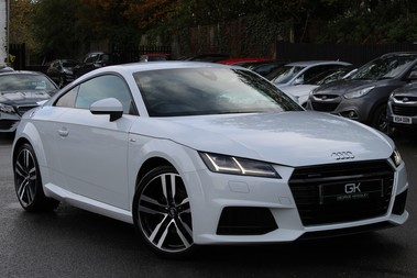 Audi TT TFSI QUATTRO S LINE S-TRONIC - VIRTUAL COCKPIT -HEATED SEATS -TECH PACK